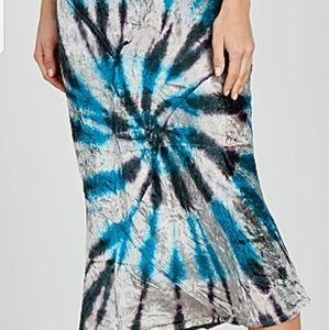 Free People Serious Swagger skirt